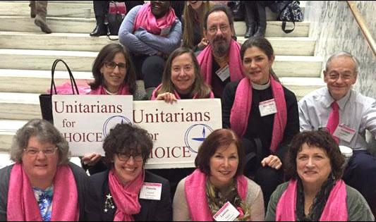 Planned Parenthood Lobbying Day in Albany, NY - January 25 2016
